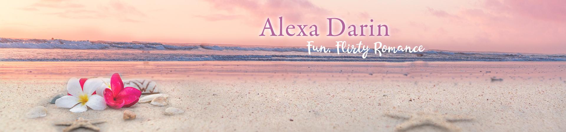 Author Alexa Darin